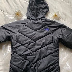 The North Face Jackets & Coats - REVERSIBLE NORTH FACE COAT